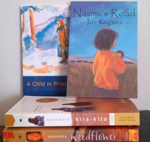 Children's and YA Books on the Japanese Canadian and Japanese American Internments