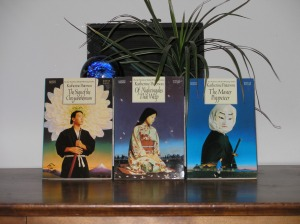 Books Set in Feudal Japan