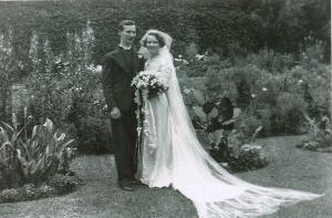 Reg & Betty's Wedding xxsm