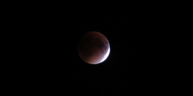 Lunar Eclipse, Blood Moon 02