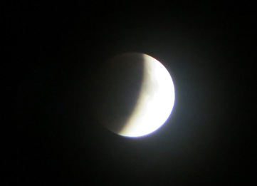 Lunar Eclipse, September 27, 1015 02