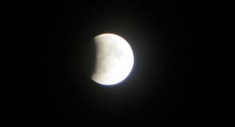 Lunar Eclipse, September 27, 2015